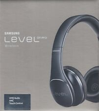 Samsung LEVEL ON Wireless Pro EO-PN920 Bluetooth Headset Kopfhörer schwarz black