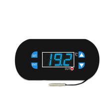12V Thermostat Digital Temperature Controller Temperature Control Switch Alarm