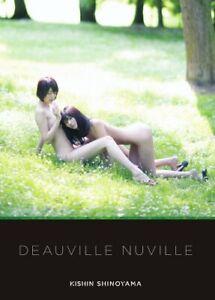 DEAUVILLE NUVILLE digi Kishin Shinoyama Photo Book DVD Japanese with Tracking
