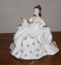 Fine Vintage Royal Doulton Porcelain Lady Figurine HN2339 MY LOVE