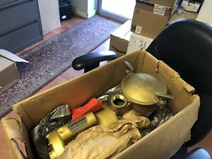 BRAND NEW BRASS 1HP Pool Pump
