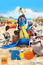 Rio (Blu-ray, 2013)