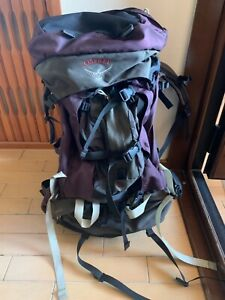 Osprey Luna 75 Backpack - Purple - Women's Small - great condition!