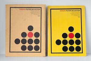 1967 Kodak Wratten Filter Selector & Exposure Adjustment for Neutral Density