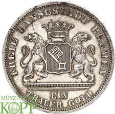 AA5644) Bremen, Stadt Siegestaler 1871 B