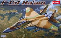1/48 Academy F-15I Raam, Aires&Eduard Addons