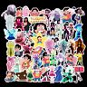 50Pcs Anime Steven Universe Stickers Bomb Laptop Luggage Guitar Decals Pack Lot*