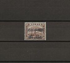 """MALAYA 1942 SG J293c """"Jap Occ"""" MNH Cat £650 . CERT"""