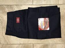 Dickies Girl Juniors Pocket Low Rise Skinny Pants Work School Uniform Size 0
