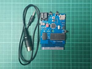 SD2IEC Floppy Drive Emulator with Epyx Fast load Cartridge for Commodore 64/C64