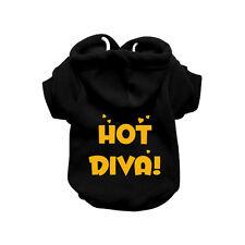 HOT DIVA Dog Sweatshirt Hoodie - Dog Sweater - Dog Jumper - Dog Clothing