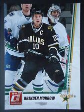 NHL 185 Brenden Morrow Dallas Stars Donruss 2010/11
