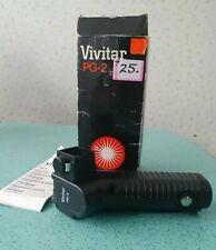 Vintage Vivitar PG-2 Quick Release Pistol Grip New Old Stock