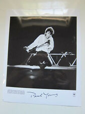 Paul Young 8x10 photo