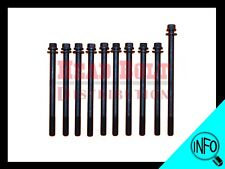 Cylinder Head Bolt Set Fit 90-97 Honda 2.2L SOHC 16V F22A F22B Engine motor kit