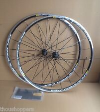 New Mavic Ksyrium Equipe S Road Bike Set 700c F&R Wheels Wheelset