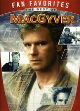 Fan Favorites: The Best of MacGyver [New Dvd] Full Frame, Subtitled, Dolby