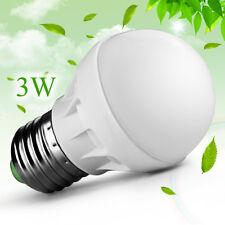 New 9W/15W/21W/36W Super Bright Dimmable E27 3W LED Globe Bulb Warm/Cool White