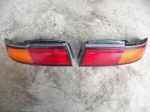 Nissan 240SX S14 ZENKI OEM JDM L R Side Tail Lights JDM SR20DET Tail Lights