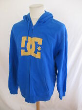 Sweat Dc Shoes Bleu Taille L à - 55%