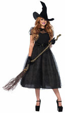 Morris Costumes Women's Witch Darling Spell Complete Costume Black L. UA85529LG