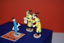 pixi Tintin mandat d'arrêt Moulinsart no Aroutcheff, no Leblon, no Fariboles