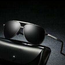 Men's Polarized Aviator Sunglasses Driving Sport Outdoor Fishing Eyewear