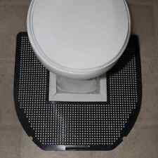 "SANITRO Toilet Urine Absorbent & Odor Remover Mat (6 Mats- 22"" x 22"" x 1/4"")"