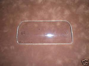 94-04 S10 S15 GMC 3rd brake CLEAR tail light LENS