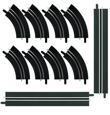 Carrera GO!!! Single-Lane Bends / Straight Section Extension Set 143 Track 61657
