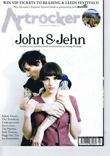 JOHN & JEHN / STORNOWAYArtrocker No.102July2010