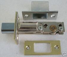 Assa 2 34 Deadbolt Latch Bright Brass