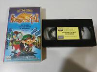 Inspector Gadget Top Secret Volumen 2 - 3 Folgen - VHS Tape Spanisch