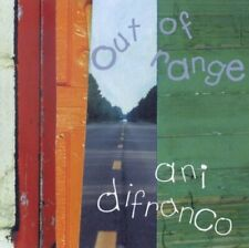 Ani Difranco - Out Of Range - Ani Difranco CD QLVG The Cheap Fast Free Post The