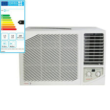 Fensterklimagerät Einbau Kompakt-Klimagerät Klimaanlage Klima Wandgerät 3,5 kW