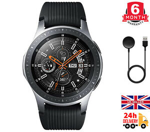Samsung SM-R800NZSABTU Galaxy / Gear S3 Frontier GPS, +4G Smart Watch - Silver