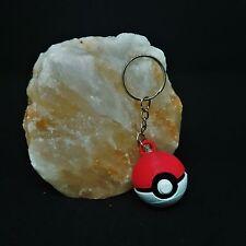 Pokemon Pokeball Schlüsselanhänger Keychain Neu!!!