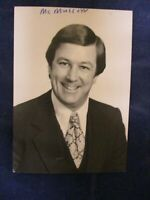 Vintage Mr. McMullen of Medway Massachusetts smiles for Glossy Press Photo