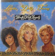 DOLLY PARTON-TAMMY WYNETTE-LORETTA LYNN - HONKY TONL ANGELS  -  CD