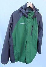 Zero Xposur Mens Green Midweight Winter Jacket Coat Parka size Large