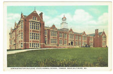 Towson Maryland State Normal School Administration Building vic Baltimore