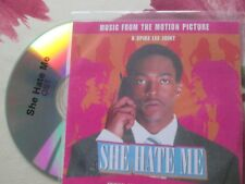 She Hate Me Spike Lee's Original Motion Picture Soundtrack Terence Blanchard CD