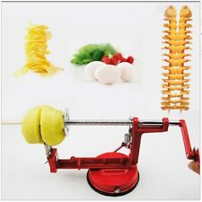 Pomme de terre machine trancheuse Dicer Fruit Cuisine Fruits Légumes carottage Slice NEUF