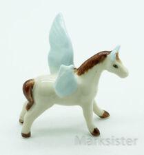 Figurine Animal Ceramic Miniature Statue Pegasus - CMC011