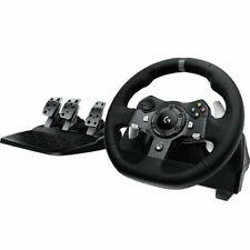 Logitech G920 Driving Force Sterzo com Pedali per Xbox One - Nero