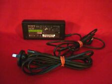 SONY VAIO LAPTOP CHARGER POWER SUPPLY ADAPTER 19.5V 4.7A MODEL VGP-AC19V10 VGC