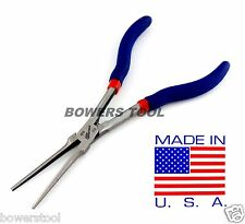 "Pro America Kal Tool 7"" Long Needle Nose Pliers Mini Jewelry Plier MADE IN USA"