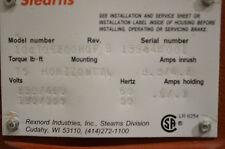STEARNS 108706200HQF-REV B