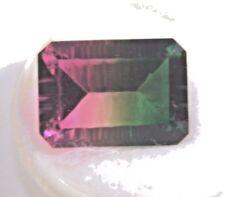 Watermelon Quartz Triplet (Octagon 18x13x9mm) 16.64cts. Eye Clean