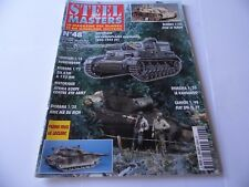 STEEL MASTERS ISSUE 48 - MILITARY HISTORY WARGAMING MAGAZINE